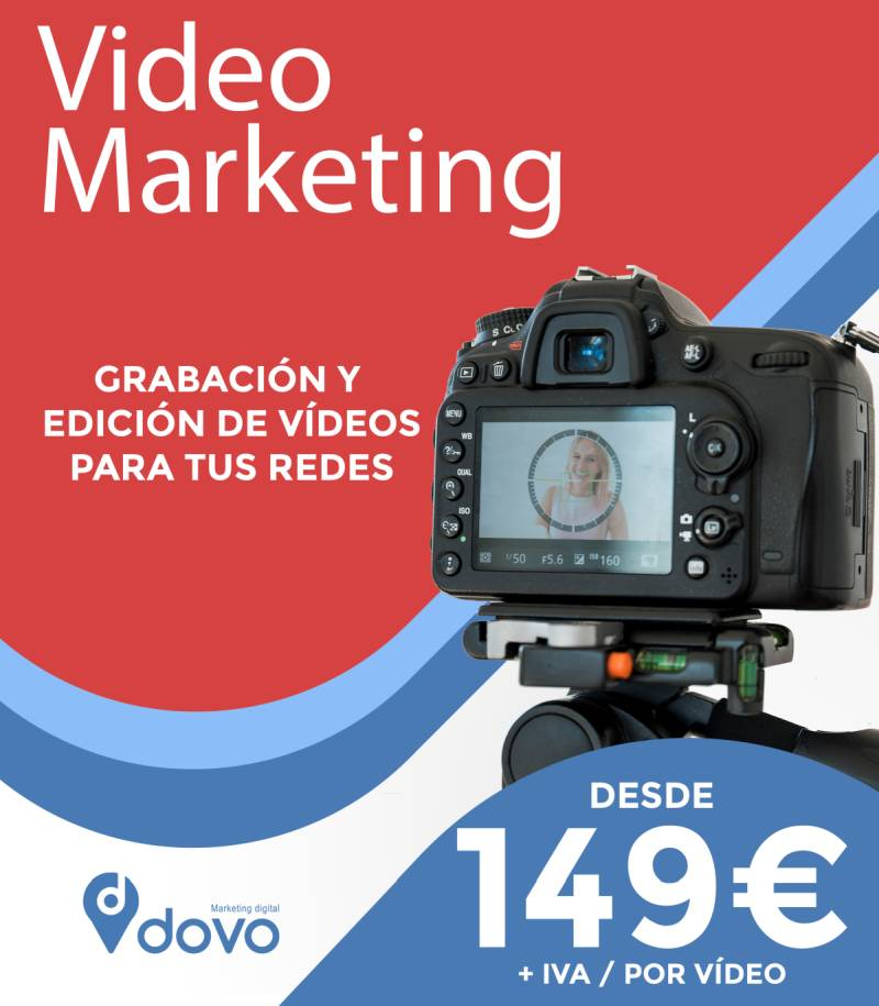 Campaña de video marketing